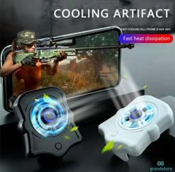 Suporte Para Celular / Cooler Para Ventoinha / Gamepad / Jogos / Shooter Mudo / Radiado