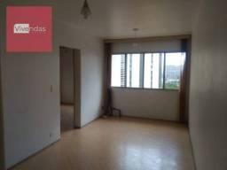 Título do anúncio: Apartamento com 1 quarto à venda, 43 m² por R$ 495.000 - Campo Belo - São Paulo/SP
