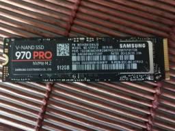 Ssd - M.2 (2280 / Pcie Nvme) - 512gb - Samsung 970 Pro