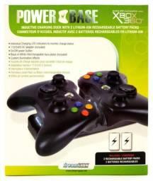 Charge Stands Original dreamGEAR de Xbox 360 ou de One com duas Baterias