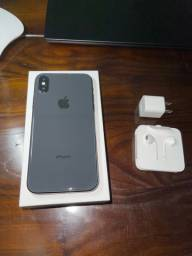 Título do anúncio: iPhone X 64 GB única dona