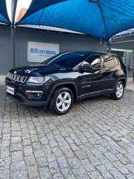Jeep Compass Sport - 2018 - Único Dono