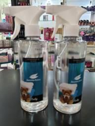 Odorizador de Tecidos / Água de Passar Baby Kit com 2 embalagens