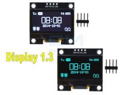 Display lcd 1.3 arduino