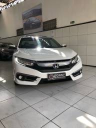 Honda civic touring turbo 2018/2018
