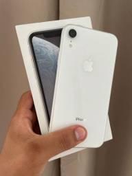 Iphone xr 128gb aceito cartão