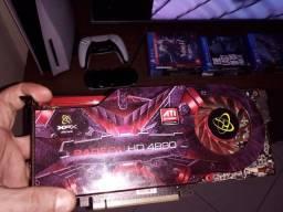 Placa de Vídeo Radeon Hd 4890