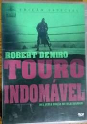 DVD - Touro Indomável - Original - Edição Especial