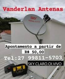 Telestar apontamento s