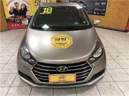 Hyundai Hb20s 2018 1.6 comfort plus 16v flex 4p manual