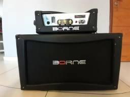 Amplificador de Guitarra - Borne T7 - Valvulado