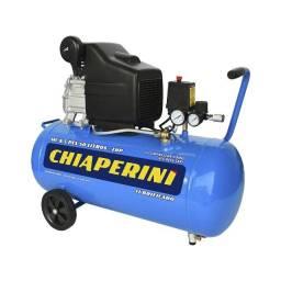 Motocompressor Portátil De Ar 50l 2hp Mc 8.5/50 - Chiaperini