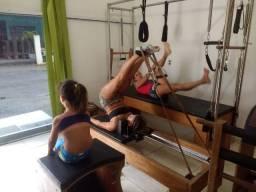 Aparelhos de Pilates clássico