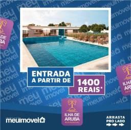 Título do anúncio: [104] Ilha de Aruba, apartamentos com 2 quartos, Cohama