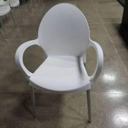 10 Cadeiras Brancas Tramontina