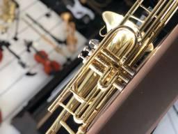 Trombone Weril em Do F610 com Estojo