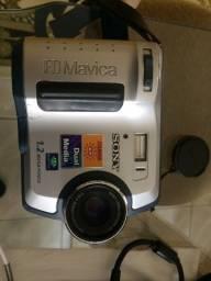 Câmera Sony 1.2 Mega Pixels