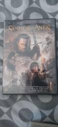 DVD s Senhor dos Anéis Originais