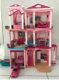 Casa dos Sonhos da Barbie dreamhouse