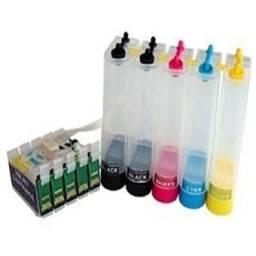 Bulk Ink P/ Epson T33 R290 R380 R270 T1110 C110, usado comprar usado  Belem