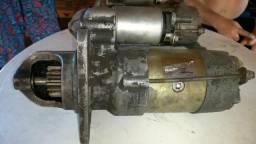 Motor de arranque , turbina, peças motor mwm