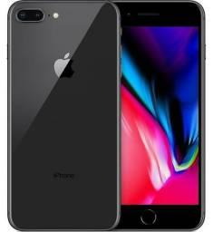 IPhone 8 Plus Apple com 64gb Cinza Especial Tela Retina HD de 5,5?, iOS 11, Câmera de 12 M