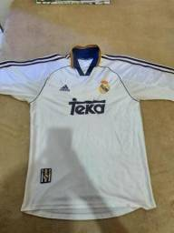 Camisa Real Madrid Comemorativa Champions League- 2000 675c7add5226d
