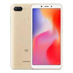 Xiaomi Redmi 6 - 4G Smartphone 4GB + 64GB Dourado