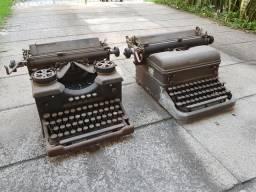 Máquinas de datilografia