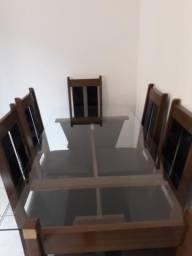 Jogo de mesa 6 lugares