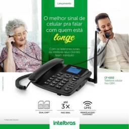 Telefone Celular Intelbras CF 4202