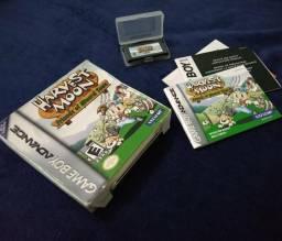Jogo para Game Boy Advance Harvest Moon comprar usado  Macaíba