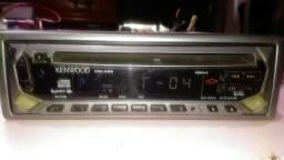 Toca CD Automotivo Kenwood KDC 218A comprar usado  Santa Cruz do Rio Pardo