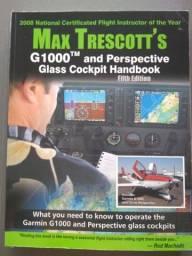 Livro Garmin G1000 Glass Cockpit - aviacao