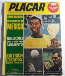 Coleção de Revistas Placar