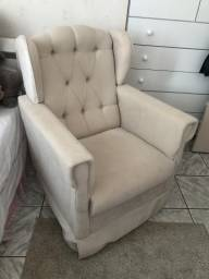 Cadeira de amamentação