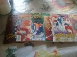 Revistas samurai