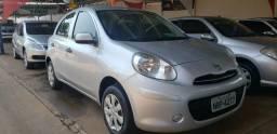 Nissan march completo feirão de ofertas ano 2012 - 2012