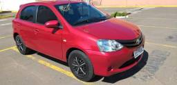 Urgente Toyota etios 2014 xs 1.5 $ 27.900 - 2014