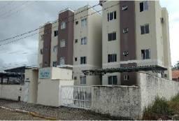 Apartamento à venda, 40 m² por r$ 69.275,02 - escolinha - guaramirim/sc