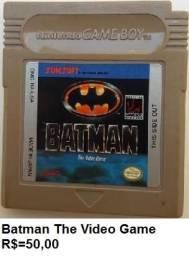 Batman The Video Game de GameBoy
