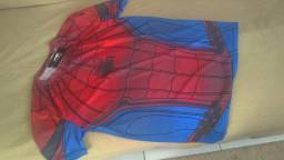 Camisa Spider-Man Homecoming