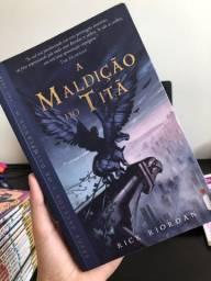 A Maldição do Titã - Percy Jackson (Livro 3)