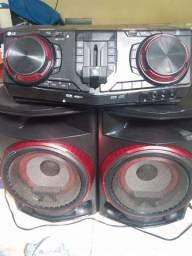 Mini System LG Extreme Power Party System CJ87
