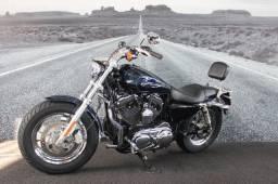 Harley davidson xl 1200 custom 2014/2014