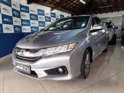 Honda city 2017 1.5 exl 16v flex 4p automÁtico