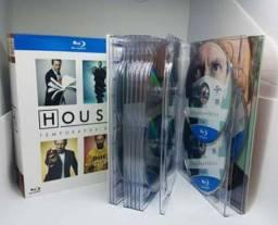 Vendo ou Troco Box edição de colecionador Dr house aceito proposta
