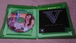 Jogo Xbox One GTA 5