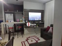Apartamento com 2 dormitórios à venda, 55 m² por R$ 157.000,00 - Vila Formosa - Anápolis/G