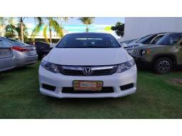 Civic Sedan LXS 1.8 Flex Mec. 4P - 2014
